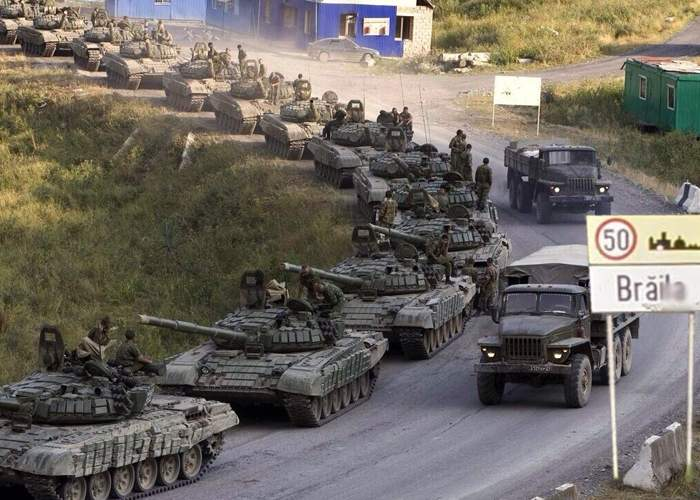După 24 de ani, ruşii au acceptat să se retragă din Transnistria! În prezent se retrag spre Galaţi