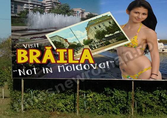 Foto! După 23 de ani de dezbateri a fost stabilit, în sfârşit, sloganul turistic al Brăilei