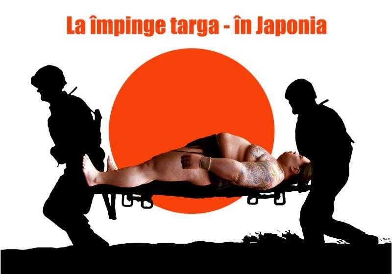 Joburi de criză: Brancardier la competiţiile de sumo