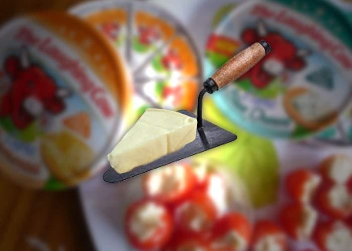 Hochland lansează un nou sortiment de brânză topită ce va putea fi folosită şi ca glet