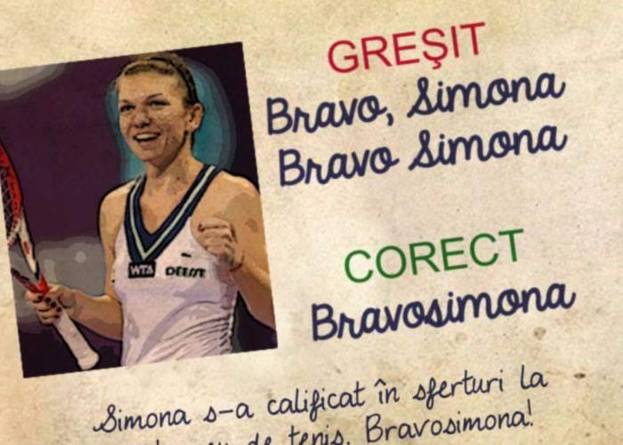 După niciun și nicio, Academia Română a decis că și BravoSimona! se scrie legat