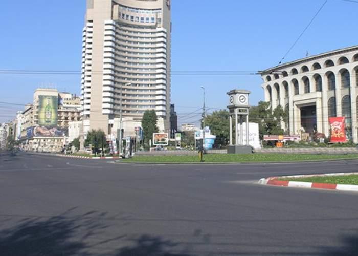 Bucureștiul e pustiu după ce toți angajații TVR au plecat în acest week-end în teambuilding