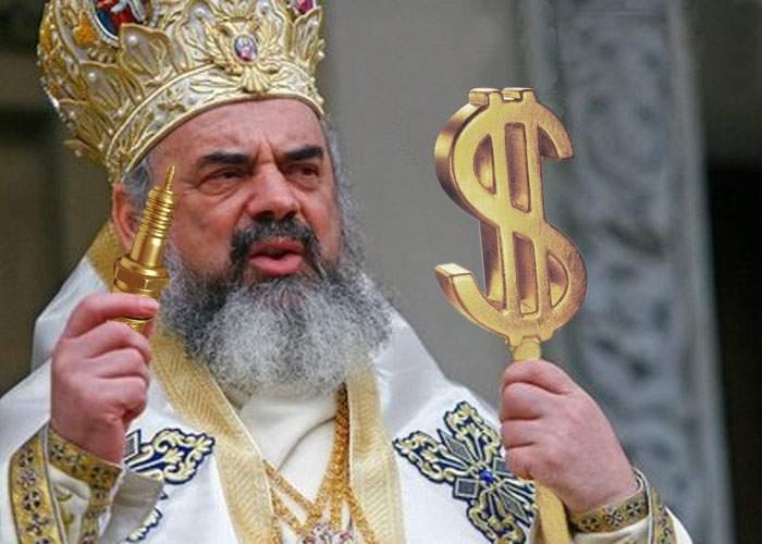 Donaţia bătrânei din Teleorman şi-a atins scopul! O bujie de la Mercedesul Patriarhului va purta numele ei