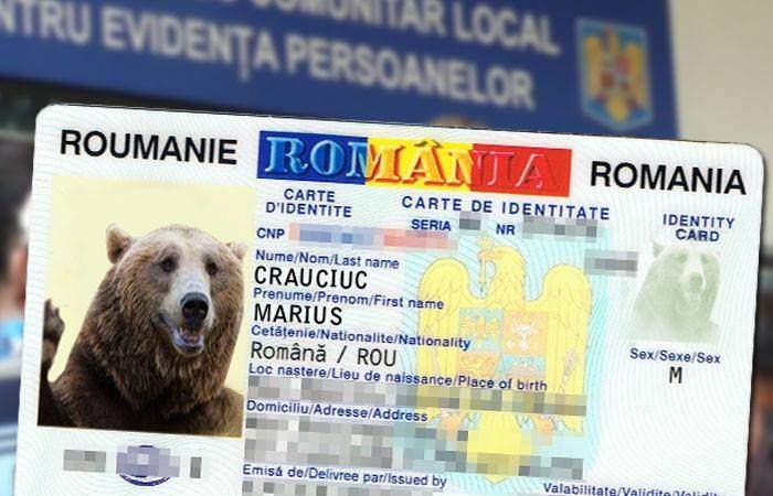 Un bărbat a avut 6 ani poza unui urs în buletin și nimeni nu s-a prins
