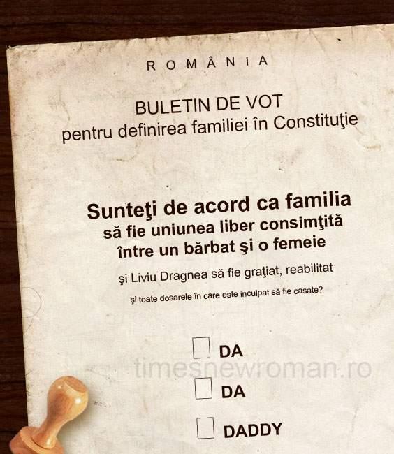 Zece lucruri despre eșecul referendumului medieval pentru redefinirea familiei