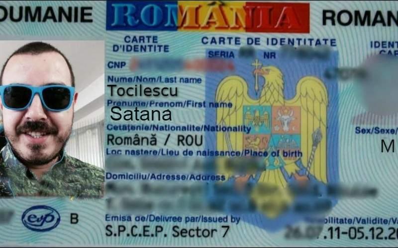 """Românii vor putea cere buletine fără cip, dar numai dacă îşi trec """"Satana"""" la nume"""