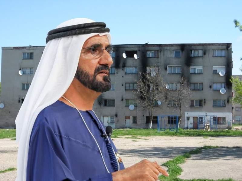 Fiul unui şeic arab a închiriat anul ăsta Burj al-Cluj, cea mai scumpă garsonieră din lume