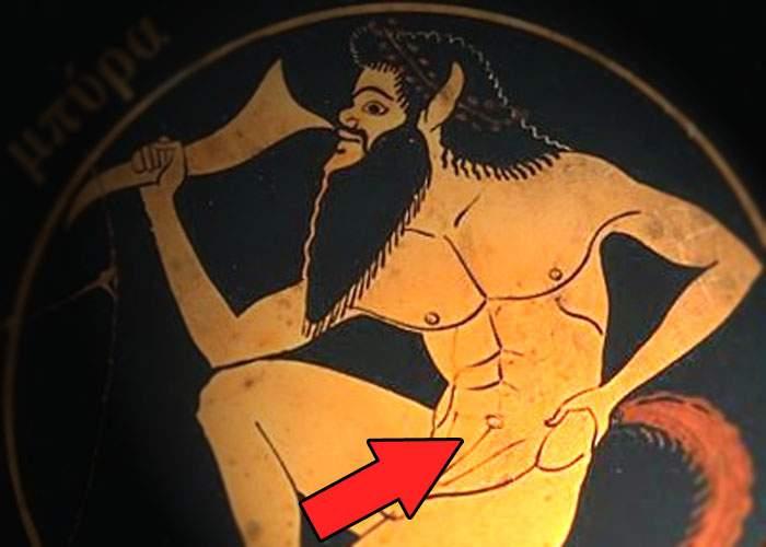 În Antichitate, oamenii credeau că burta de bere este plată, nu rotundă