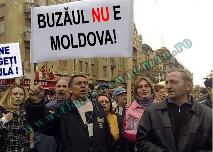 Reacție promptă după Brexit! Buzăul vrea și el referendum, ca să iasă din Moldova