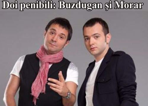 Moment penibil la Radio Zu: Buzdugan şi Morar au dat pe post propriile poante