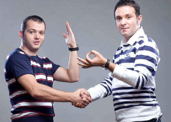 Buzdugan şi Morar pregătiţi să fure cu 70% mai multe glume de Black Friday