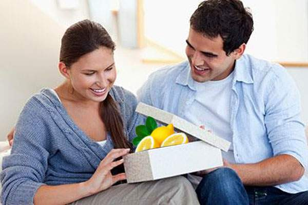 Un kilogram de lămâi, cel mai exclusivist cadou al momentului