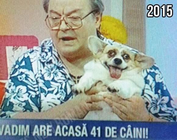Foto! Ţi-l aminteşti pe câinele lui Vadim? Vezi transformarea uluitoare şi cum arată acum!