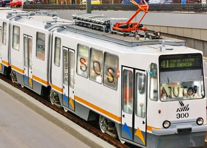 10 lucruri despre suspendarea liniei de tramvai 41