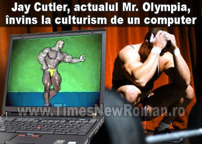 Computerul IBM Steven 2 l-a învins la culturism pe actualul Mr. Olympia