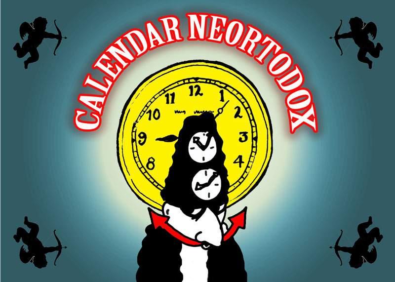 Calendar neortodox Ianuarie 2011