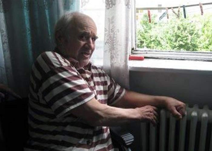 Efectele caniculei: un pensionar din Drumul Taberei a dat caloriferul la jumătate