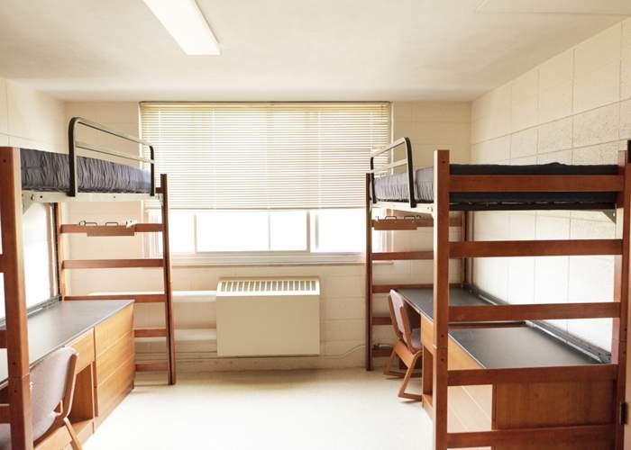 Cine a spus că în Bucureşti nu sunt locuri de cazare pentru studenţi? Căminul de fete de la Politehnică e gol-goluţ