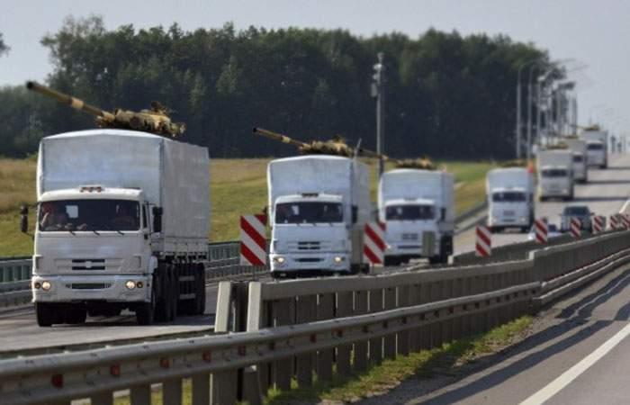 """12 lucruri despre convoiul """"umanitar"""" trimis de ruşi în Ucraina"""