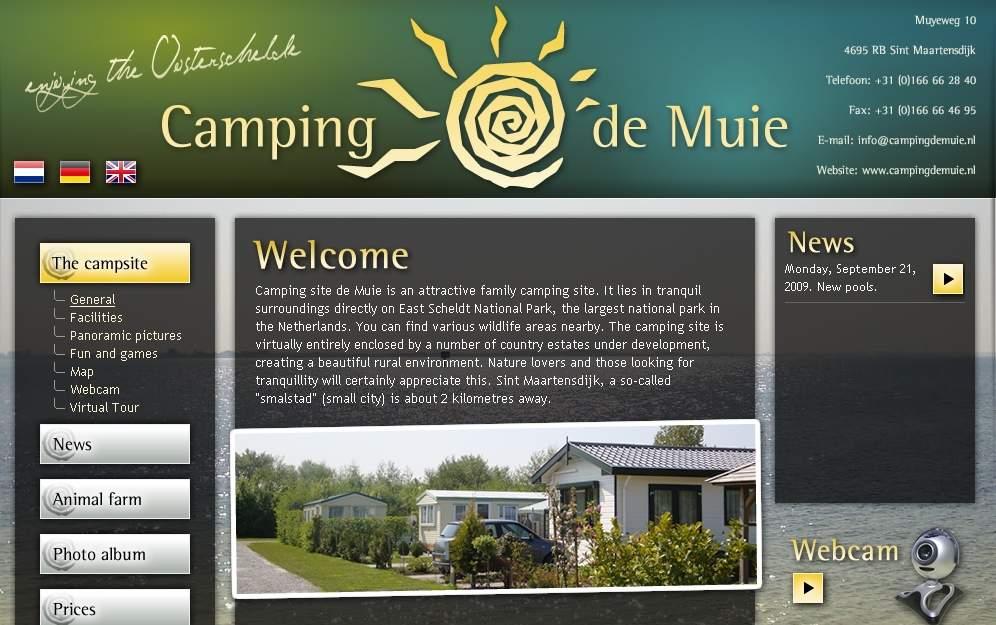 După ce au legalizat marijuana, olandezii au înfiinţat primul camping de m*ie