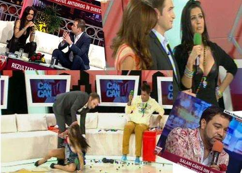 CanCan TV a semnat un parteneriat cu REBU, pentru ridicarea invitaţilor la finalul emisiunii