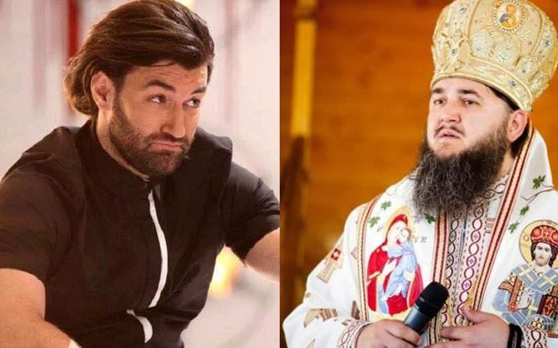Episcopia Giurgiu explică de ce are un cântăreţ bisericesc mut: Cealaltă opţiune era Smiley