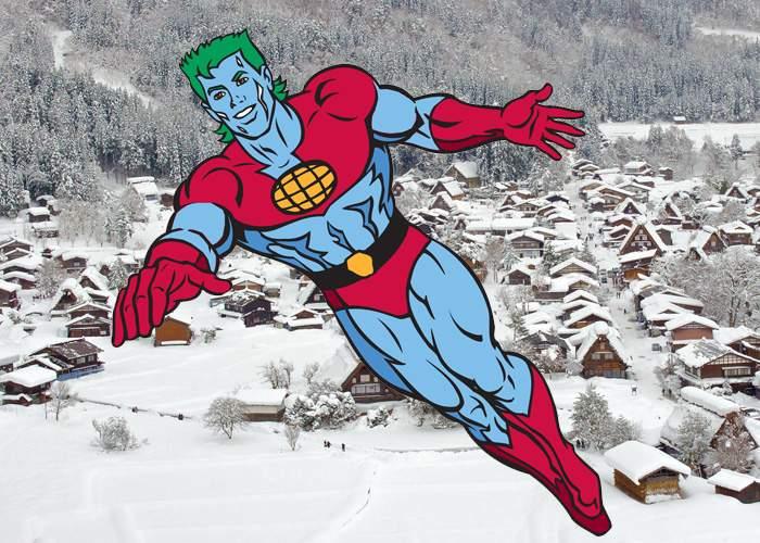 """Captain Planet, acţionat în instanţă de Guvern: """"Nu şi-a făcut datoria să scoată ţara din nămeţi!"""""""