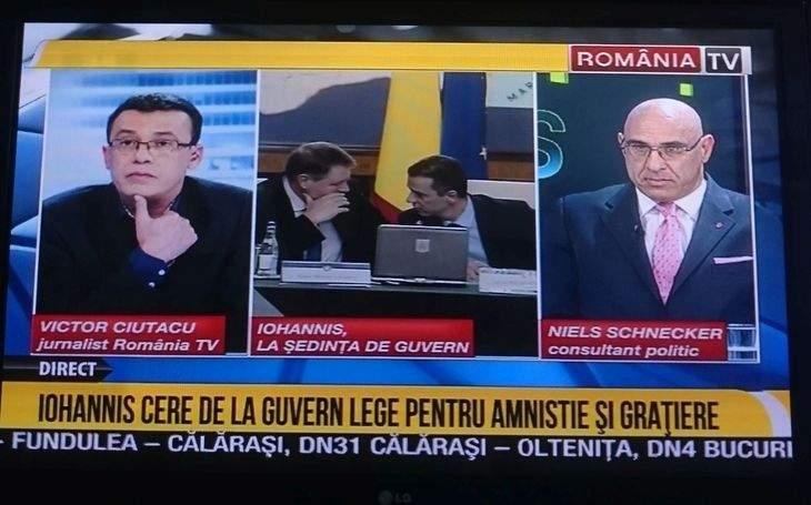 10 lucruri despre curul presei, România TV