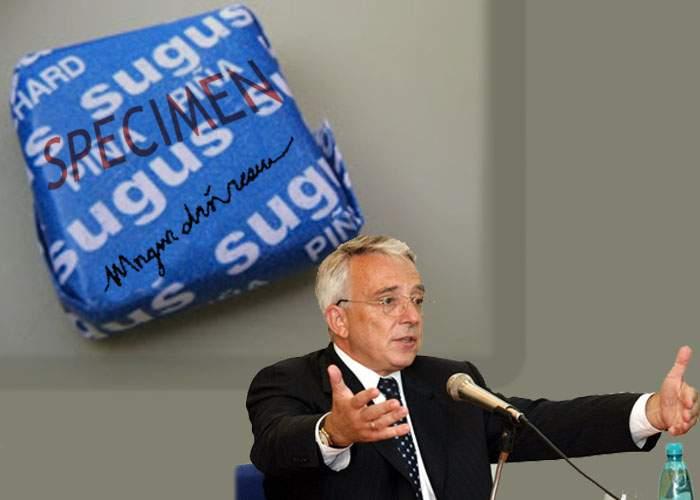 Isărescu: BNR va tipări caramele şi dropsuri cu însemne oficiale şi elemente de siguranţă