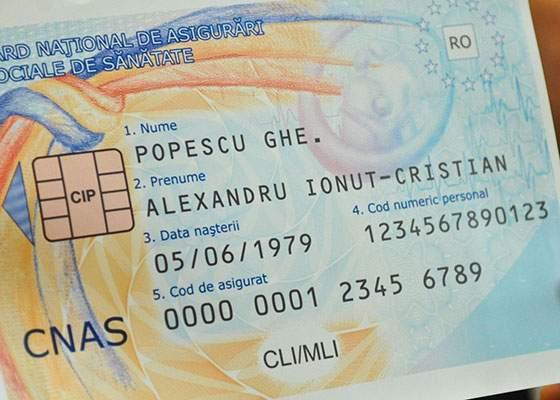 Atenţie la cardurile de sănătate! Un român a băgat de 3 ori PIN-ul greşit şi a făcut Ebola