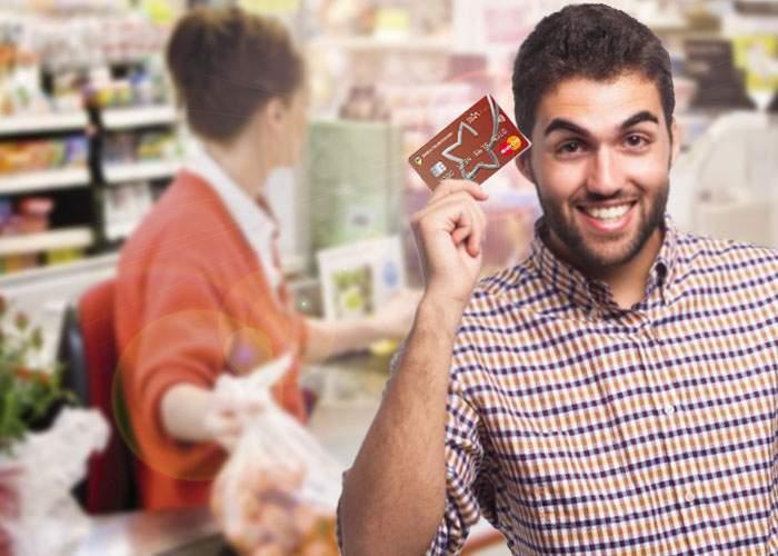 Sătui să primească monede mici când plătesc la magazin, mulţi români vor ca restul să li se vireze pe card