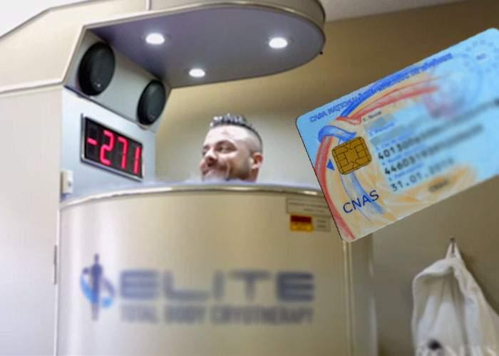 Un român cere să fie criogenat până în anul 3100, în speranţa că atunci vor funcţiona cardurile de sănătate
