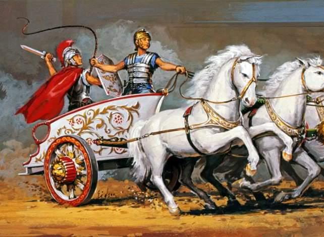 """Istoria ascunsă! Reacţia dacilor când au auzit că îi atacă romanii cu care de luptă: """"PE care!"""""""