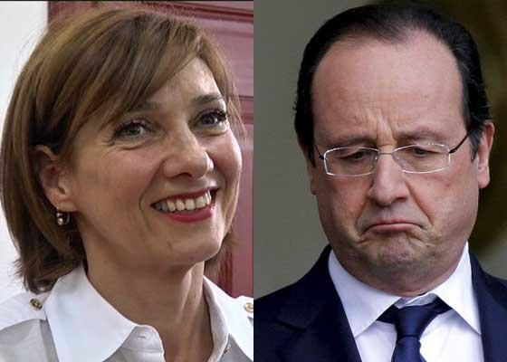 Hollande a auzit-o pe Carmen Iohannis vorbind germană şi a pupat-o în cur, crezând că e Merkel