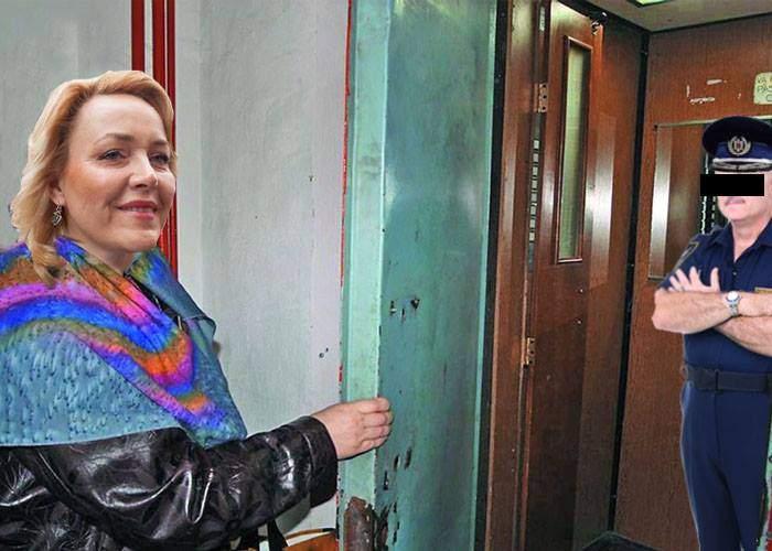 Combatem sau încurajăm? Carmen Dan a decis să pună câte un poliţist în fiecare lift din România