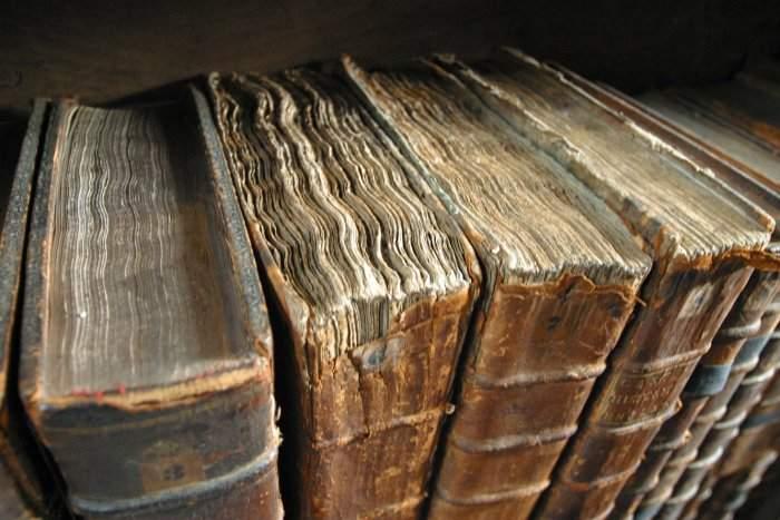 Însemnări din vremurile când moldovenii furau cărţi