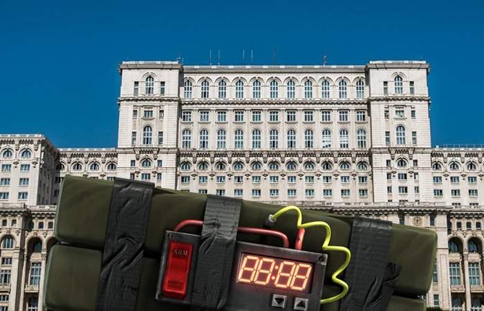 10 locuri din România în care poate ar fi bine să fie pusă o bombă