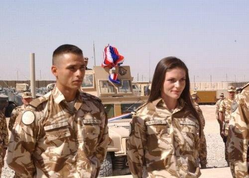 De la 1 iulie intră în vigoare, pe lângă căsătoriile civile, şi căsătoriile militare