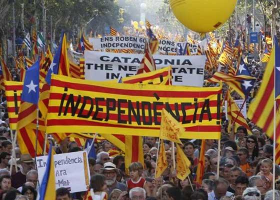 12 lucruri despre referendumul de independență a Cataloniei