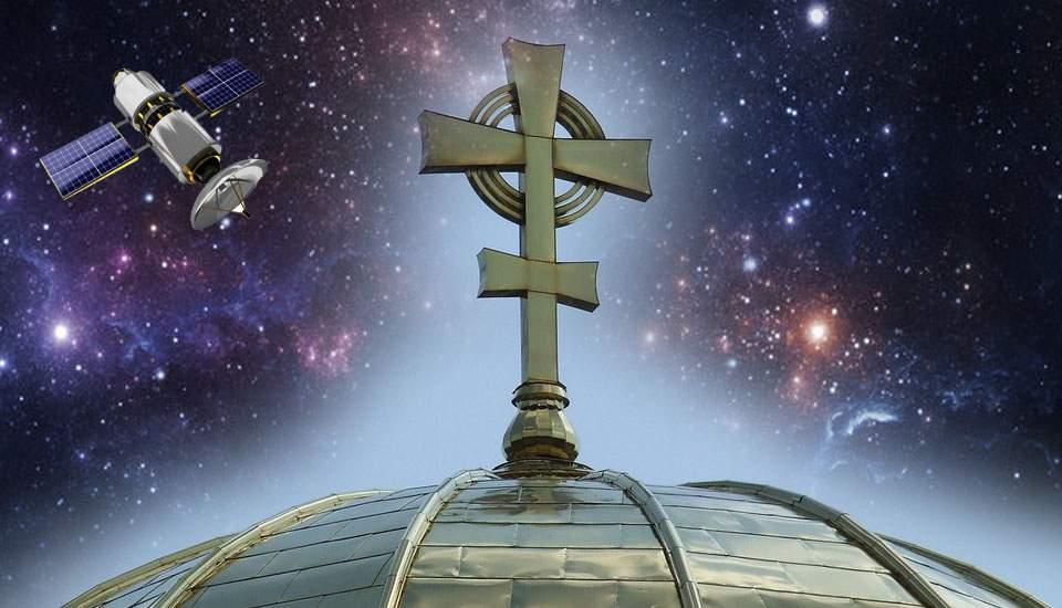 NASA ne roagă să dăm jos crucea de pe Catedrală, că bruiază sateliții