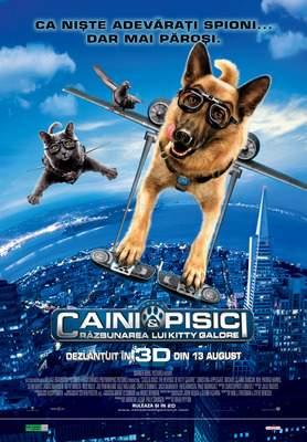 Cats & Dogs II – potăi din toate subsolurile, uniţi-vă!