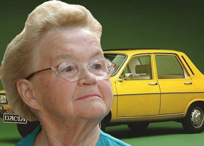 Felicitări, doamnă! Cea mai bună şoferiţă din România nu a mai condus din 1974
