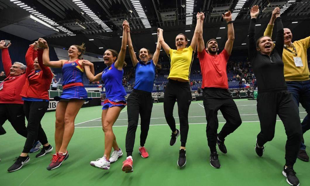 România a bătut Cehia la tenis, dar degeaba: tot berea cehească-i mai bună