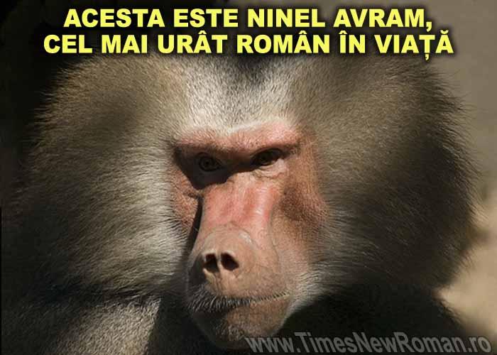 Cel mai urât român trăieşte dintr-o pensie de numai 350 de lei