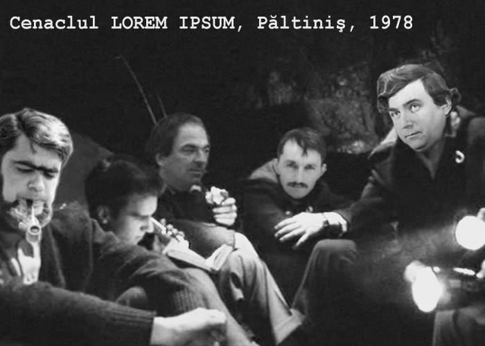 Şoc: Adrian Păunescu avea un cenaclu secret, de o deosebită calitate intelectuală!