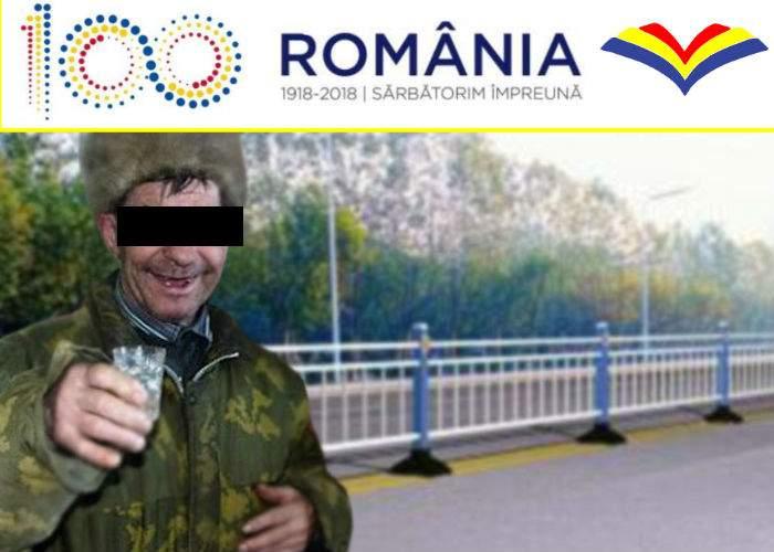 Milioane de români se îndreaptă spre Alba Iulia, că au auzit că se dă 100 de Unirea