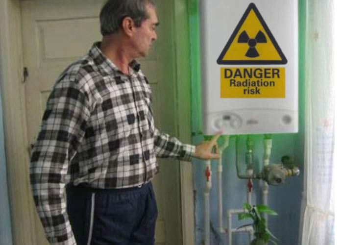 Cernavodă. 30% din locuitori sunt debranşaţi, preferă centralele atomice de apartament