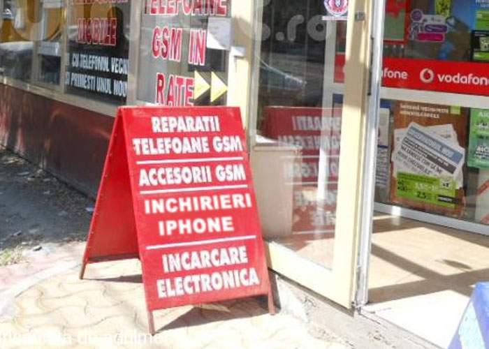 Primul centru de închiriat iPhone, la dispoziţia snobilor cu posibilităţi financiare reduse