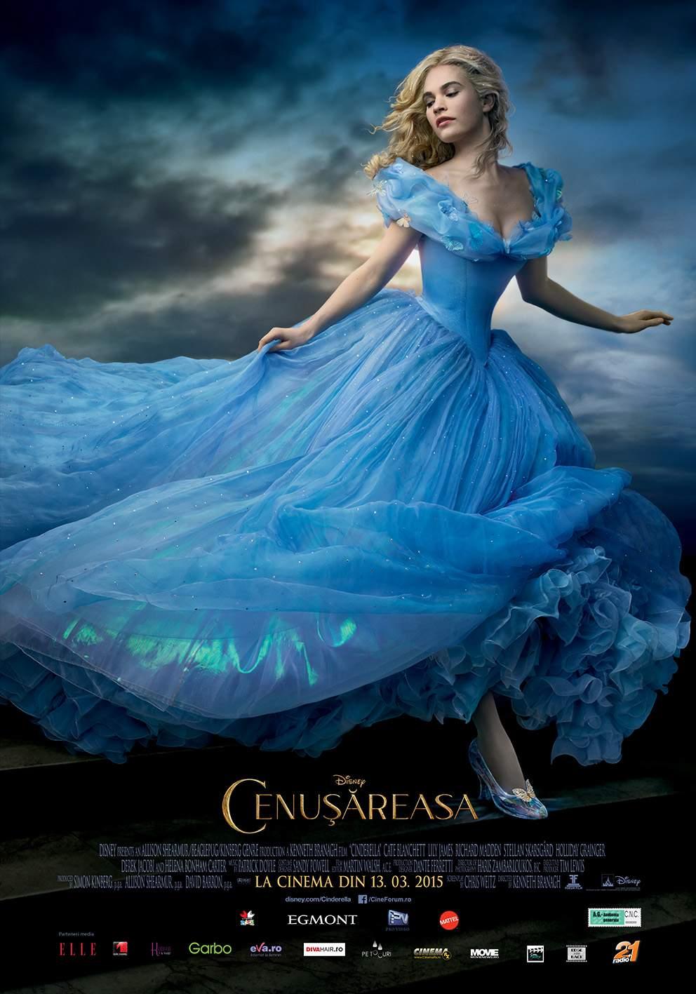 Cinderella – I believe!