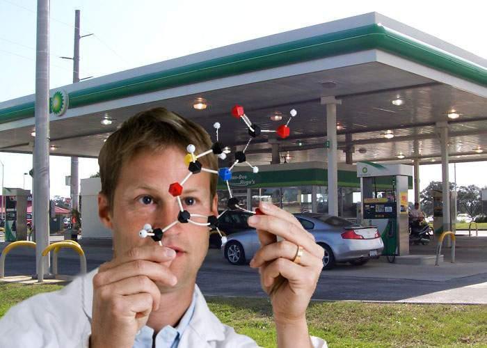 Revoluţionar! Cercetătorii britanici au descoperit petrol într-o staţie de benzină